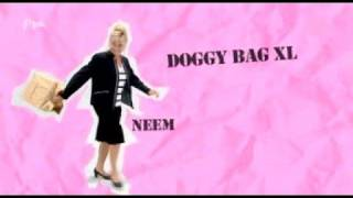 Koefnoen: Reclame - Doggy Bag XL