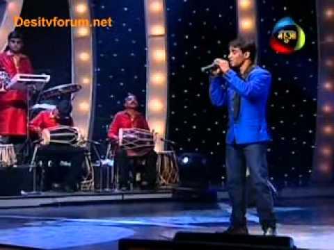 Zahid Anwar In Sur Sangram2 - Jab Samay Hola Kamjor.avi video
