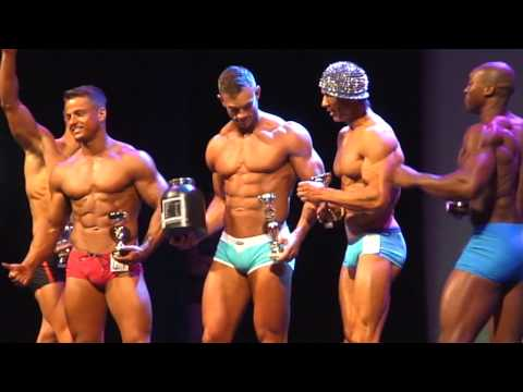 Miami Pro 2013 Fitness Models Compeion Guys Final Show Muscle ...