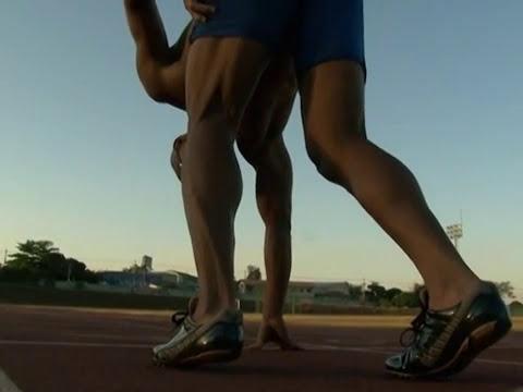 Velocista e Recordista do Atletismo de Goiás Gerson Xavier volta aos treinos