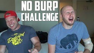 2 Liter Diet Coke No Burp Challenge (w/ Crazy Russian Hacker)