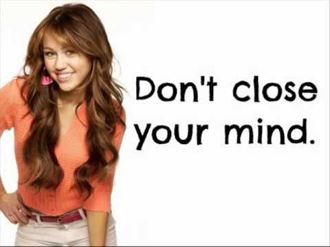 Miley Cyrus - Ive Got Nerve