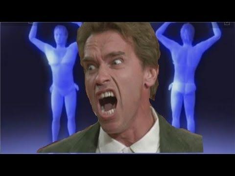 hqdefault WATCH | Going Through The Naked Body TSA Scanner