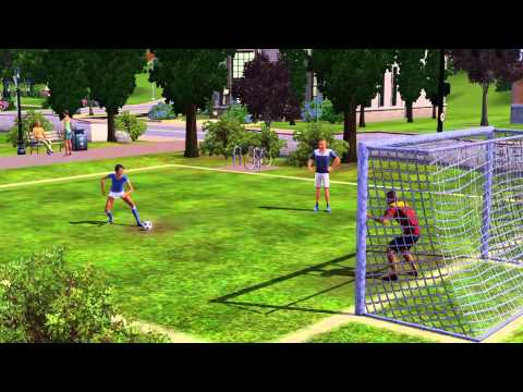 The Sims 3: Seasons | Announcement Trailer