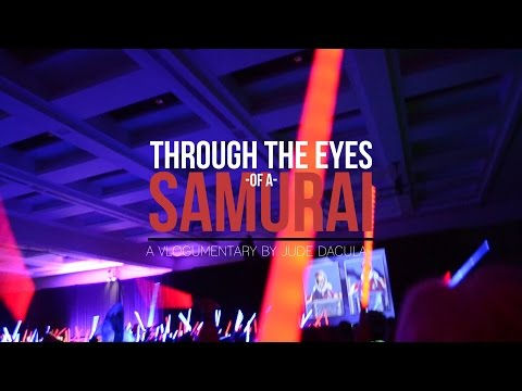 Through the Eyes of a Samurai (PNW DCON 2015 DAY 1) #1