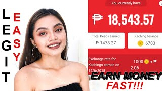 LEGIT APPS THAT PAY YOU MONEY | HOW TO EARN MONEY ONLINE