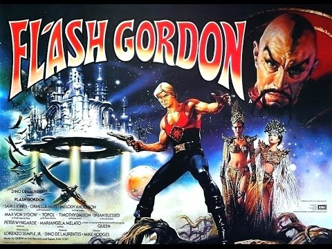 Mike And Jerry Review: Flash Gordon (1980)