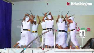 kolkali performances @ kalolsavam venue