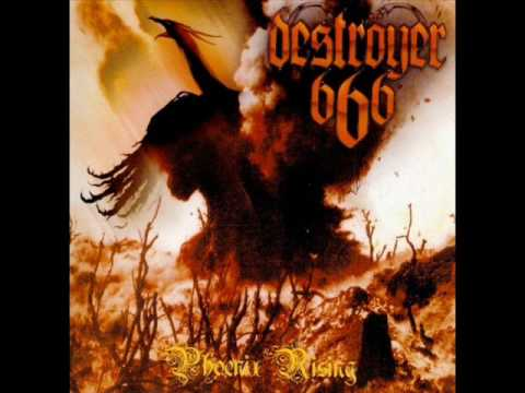 Destroyer 666 - Lone Wolf Winter