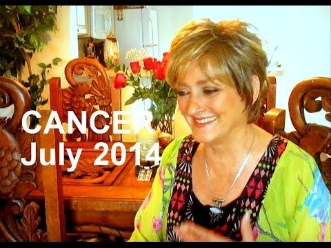 Cancer   July 2014 Astrology Forecast   Karen Lustrup