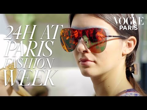 A Day in the Life of Kendall Jenner at Chanel during Fashion Week  |  VOGUE PARIS