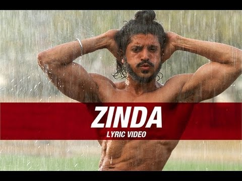 Bhaag Milkha Bhaag – Zinda Official New Full Song Lyric Video feat Farhan Akhtar.