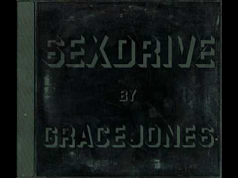 GRACE JONES - SEX DRIVE (DOMINATRIX MIX) (1993)