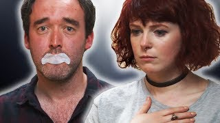 People Try Breathing For The First Time