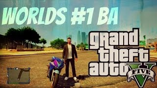 GTA 5 | WORLDS #1 BA PLAYER