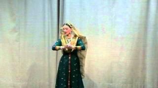 Kathak Performance by Swetlana Nigam - Poorva Rang