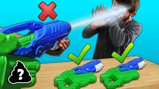 DONT Pick the Wrong Mystery SUPER SOAKER!!