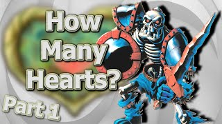 How Many Hearts: The Forest Temple in Ocarina of Time - Part 1