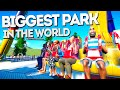The Planet Coaster Challenge : Biggest Park in the World (Episode 1)