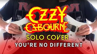 Watch Ozzy Osbourne Youre No Different video
