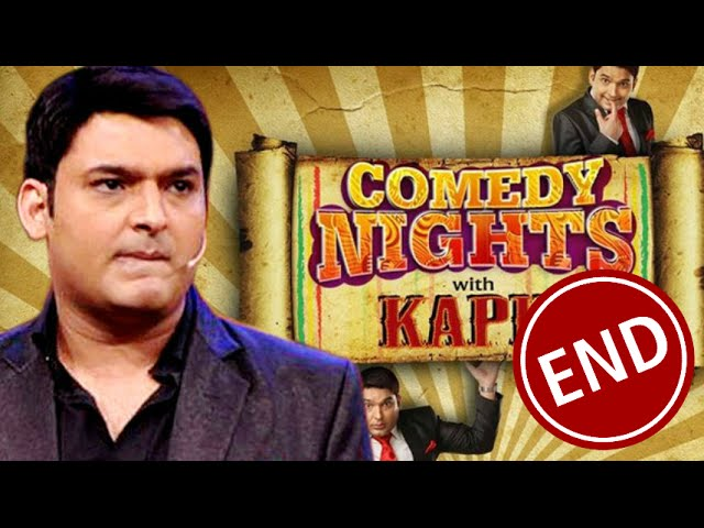 Comedy Nights With Kapil To END | Last Shoot Date REVEALED | Colors TV