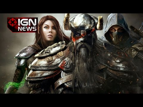 Elder Scrolls Online Gets Xbox One, PS4 Release Date, Ditches Sub Fee - IGN News