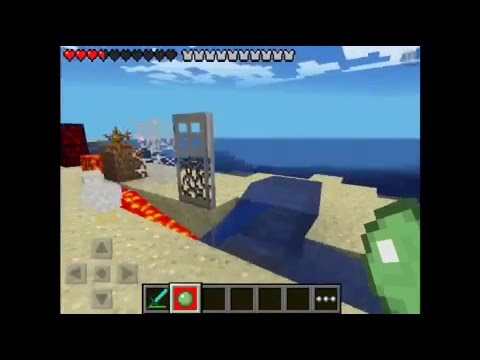 Minecraft Pe All Items With Smooth Shader Mod 0.6.1