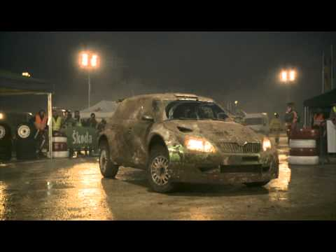 "ŠKODA TVC ""Shower"""