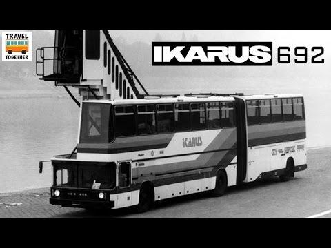 Проект Легендарный Икарус. Икарус 692 | Legendary IKARUS. Ikarus 692
