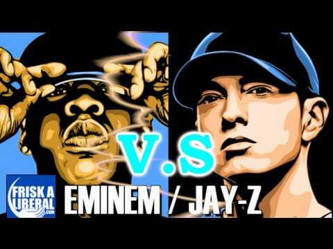 Eminem V.S Jay-Z (Who