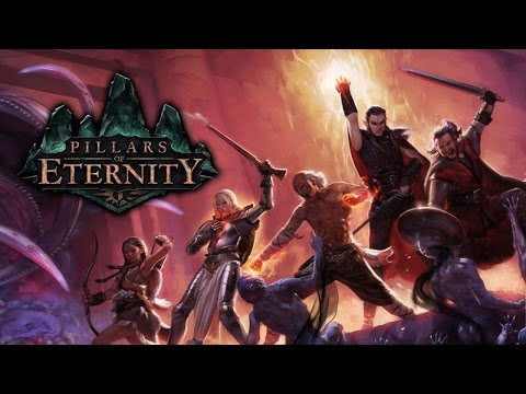 Pillars of Eternity (PC/Gameplay/Full HD) | Backers Beta | Obsidian Entertainment