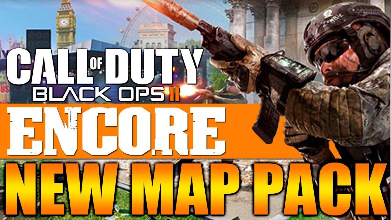 Black Ops 2 Uprising Dlc Encore Multiplayer Bo2