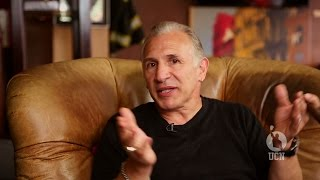 "Ray ""Boom Boom"" Mancini Interview: Part 1 - UCN EXCLUSIVE"