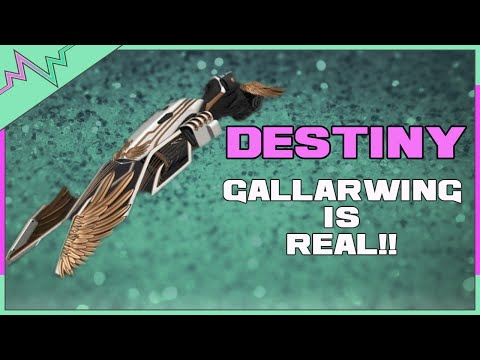 GJALLARWING SPARROW CONFIRMED! - Destiny Rise of Iron