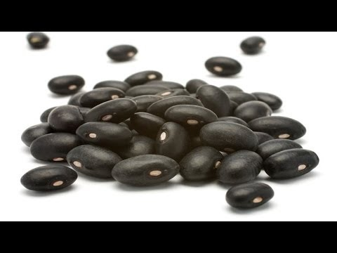 Black Bean Recipe Ideas and Health Benefits Video