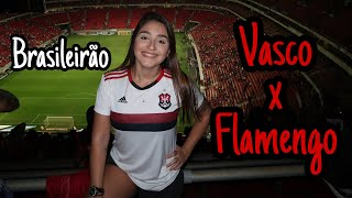 Vasco 1x4 Flamengo (Mané Garrincha)
