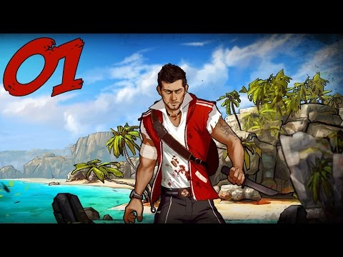 Escape Dead Island Walkthrough Part 1