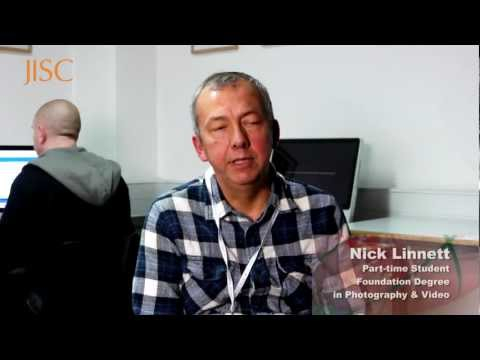 JISC - Learning in a digital age - Support for lifelong learners