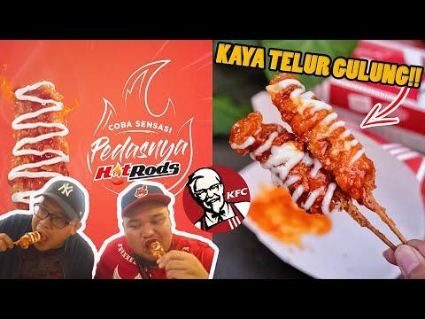 MENU BARU KFC PAKE NASI RENDANG !! GA KETIPU LAGI !!