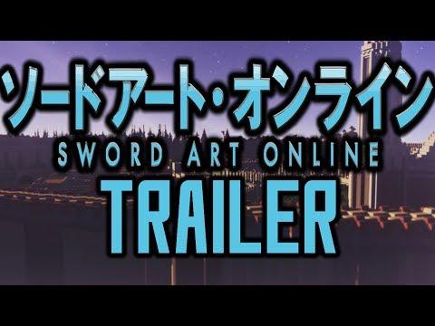 Minecraft Sword Art Online Server Trailer (Minecraft SAO)