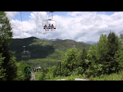Summer Opening Weekend at Attitash & Wildcat 2014