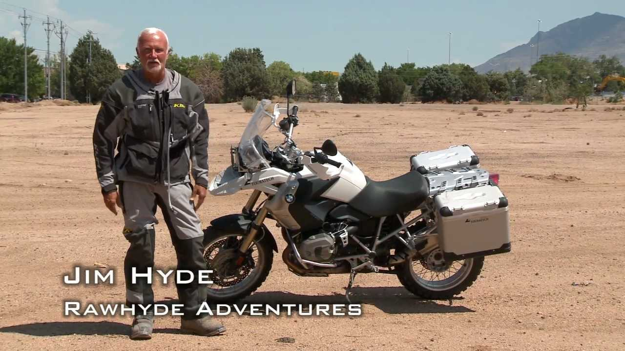 Rawhyde S Essential Accessories For Bmw R1200gs Youtube