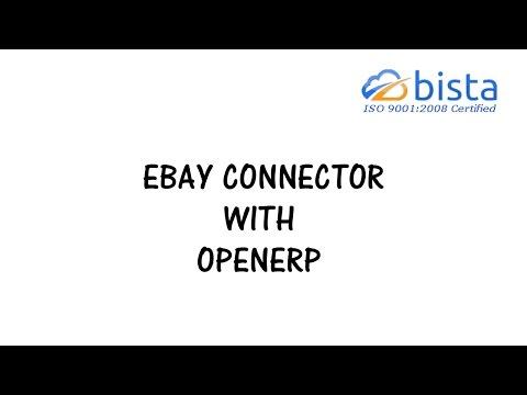 OpenERP Ebay Connector