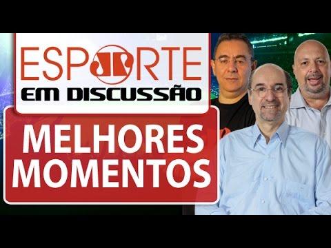 """Beting elogia Ganso: """"para o nível do Brasil, é muito interessante""""   Esporte em Discussão"""