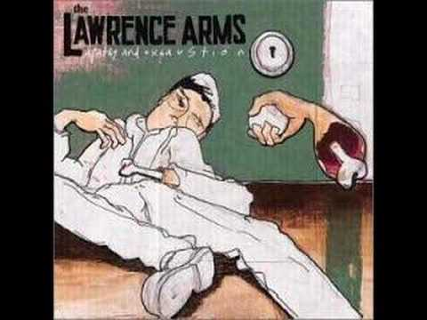 Lawrence Arms - Your Gravest Word