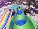 Glijbaan Royal Dragon Hotel Turkije