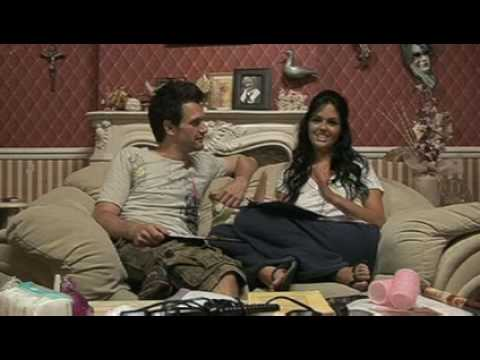 Hollyoaks: Ask The Cast (Jennifer Metcalfe & Glen Wallace) Video