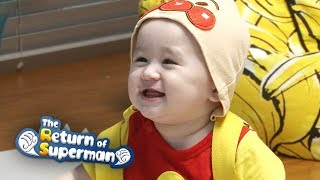 "Sam Wants Bentley, To Say ""Dad"" Already! [The Return of Superman Ep 246]"
