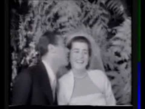 April 24, 1954 - Peter Lawford & Patricia Kennedy ... Robert Downey Sr