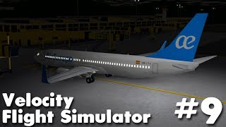 MY BEST LANDING! | Velocity Flight Simulator | #9 |